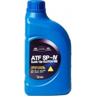 Трансмиссионное масло Mobis ATF SP-IV (04500-00115)