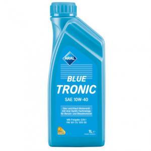 Моторное масло Aral BlueTronic 10W-40