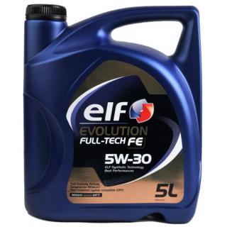 Моторное масло Elf Evolution Full-Tech FE 5W-30