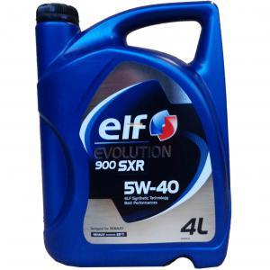 Моторное масло Elf Evolution 900 SXR 5W-40