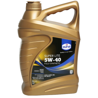 Моторное масло Eurol Super Lite 5W-40