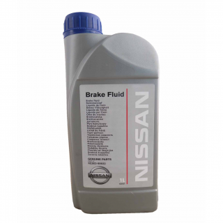 Тормозная жидкость Nissan Genuine Brake Fluid DOT 4 (KE903-99932)