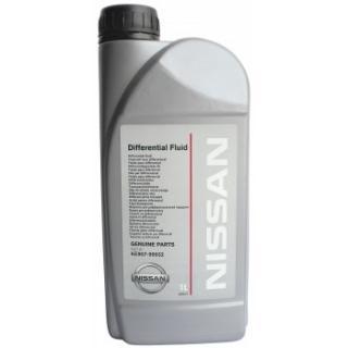 Трансмиссионное масло Nissan Differential Fluid 80W-90 GL-5 (KE907-99932)
