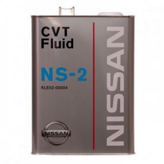Трансмиссионное масло Nissan CVT Fluid NS-2 (KLE52-00004)