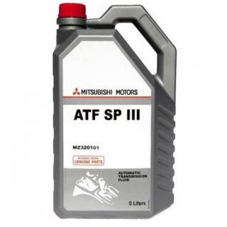 Трансмиссионное масло Mitsubishi ATF SP III (MZ320101)