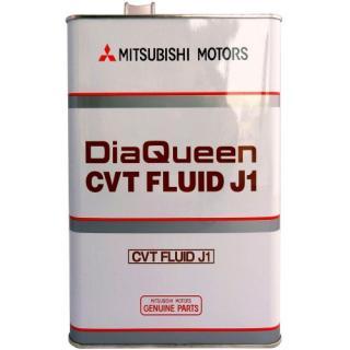 Трансмиссионное масло Mitsubishi DiaQueen CVT Fluid J1 (S0001610)